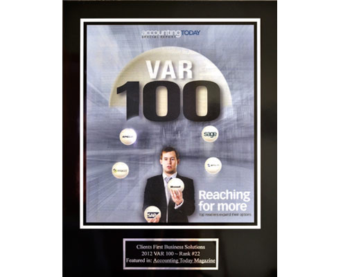 Accounting Today Top 100 VAR