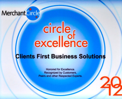 Circle of Excellence Award