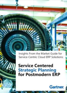Service-Centric ERP