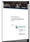 Configure Master Planning