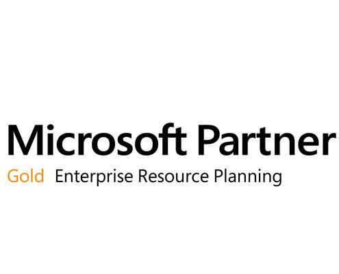 Microsoft Gold ERP Partner