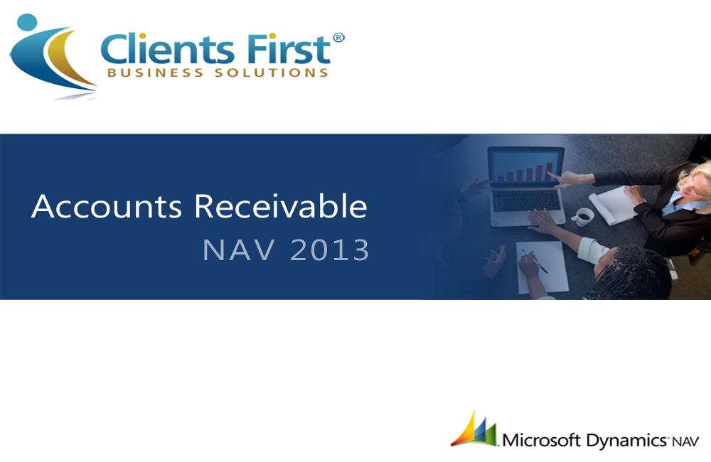 Microsoft Dynamics Nav 2013 Aged Accounts Receivable