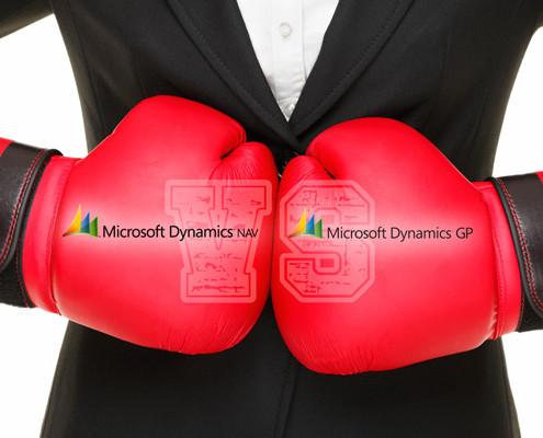 Dynamics NAV vs. GP software Shootout