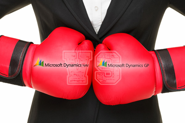 Dynamics NAV vs. GP software Shootout