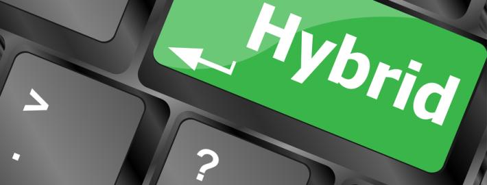 Hybrid ERP