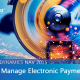 NAV 2015 Electronic Payments