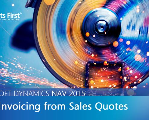 Microsoft Dynamics NAV 2015 tutorial