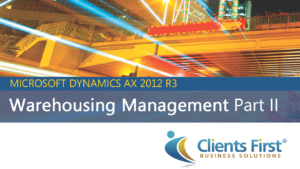 Warehouse Management System Software Demo