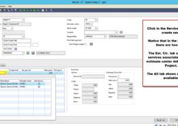 Dynamics AX Service Profiles