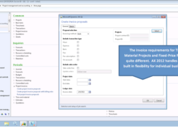 Invoices in Dynamics AX 201
