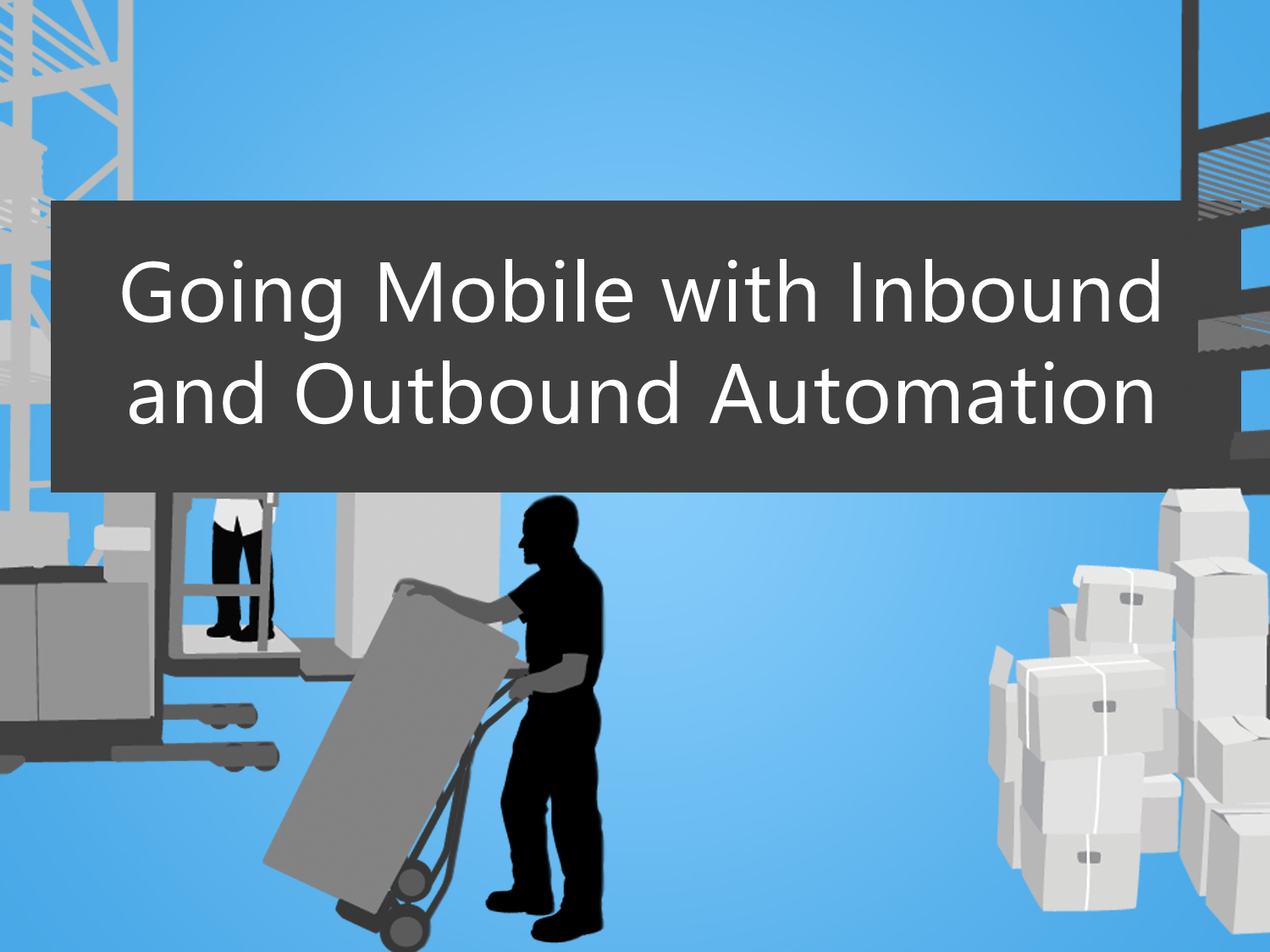 AX Mobile Warehouse Automation