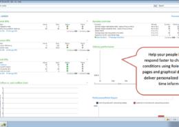 Dyanmics AX Reports Homepage