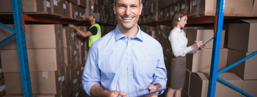 Warehouse Management ERP