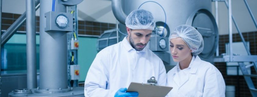 Food Manufacturing ERP