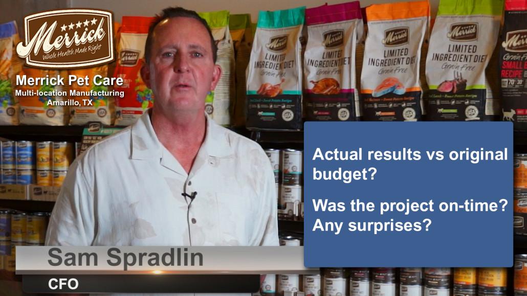 Budget vs Actual & surprises