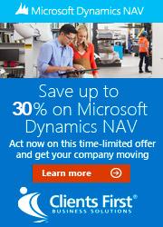 Microsoft Dynamics NAV Sale