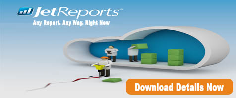 Dynamics NAV and Jet Reports