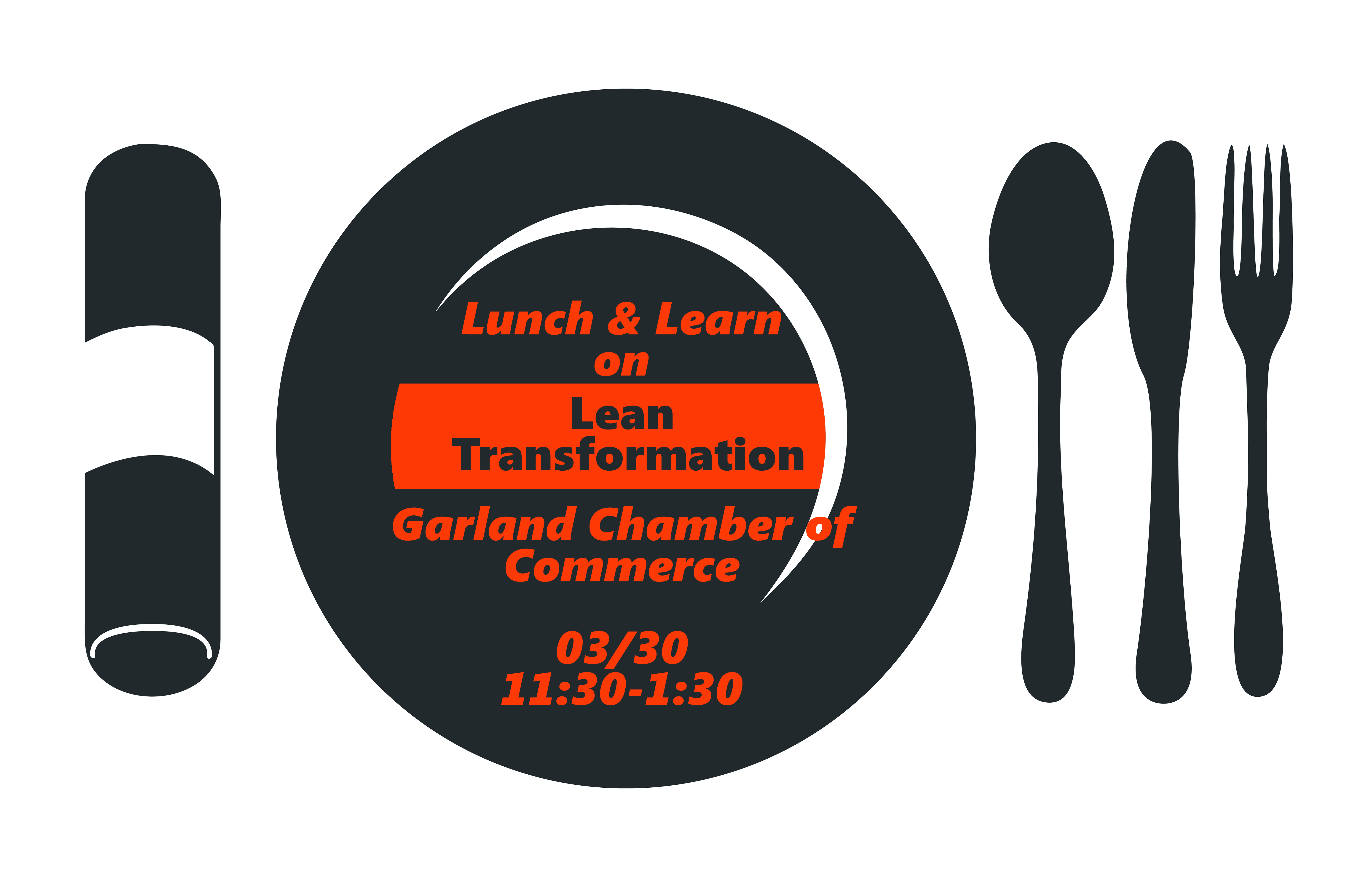 Attend Lunch & Learn - Manufacturing Lean Transformation Event