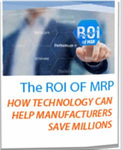 ROI of MRP