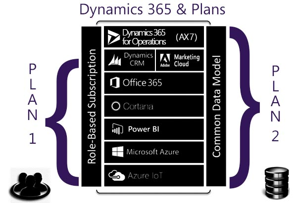 Dynamics 365 Enterprise Edition Pricing Plans