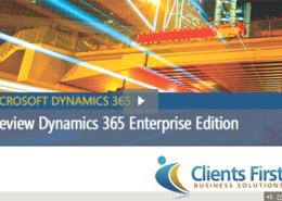 Preview Dynamics 365