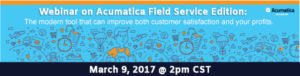 Clients First Field Services Webinar