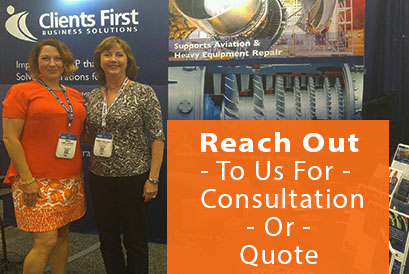 Contact Clients First Texas For a Dynamics NAV Quote
