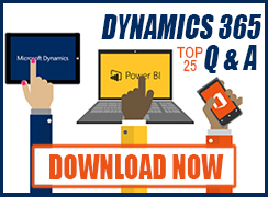 Dynamics 365 Top 25 Questions and Answers