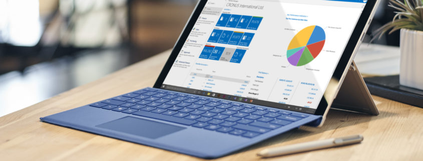 Dynamics NAV to Dynamics 365 for Financials