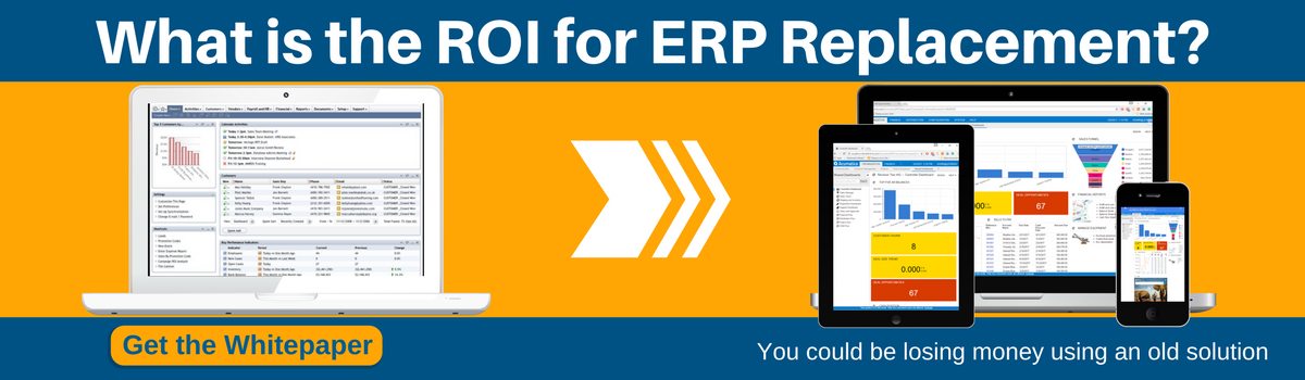 ROI of ERP