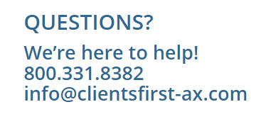 Contact Clients First for all your ERP needs