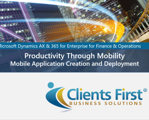 Dynamics 365 Enterprise Mobile Videos