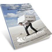 Insiders Guide to ERP Project Success