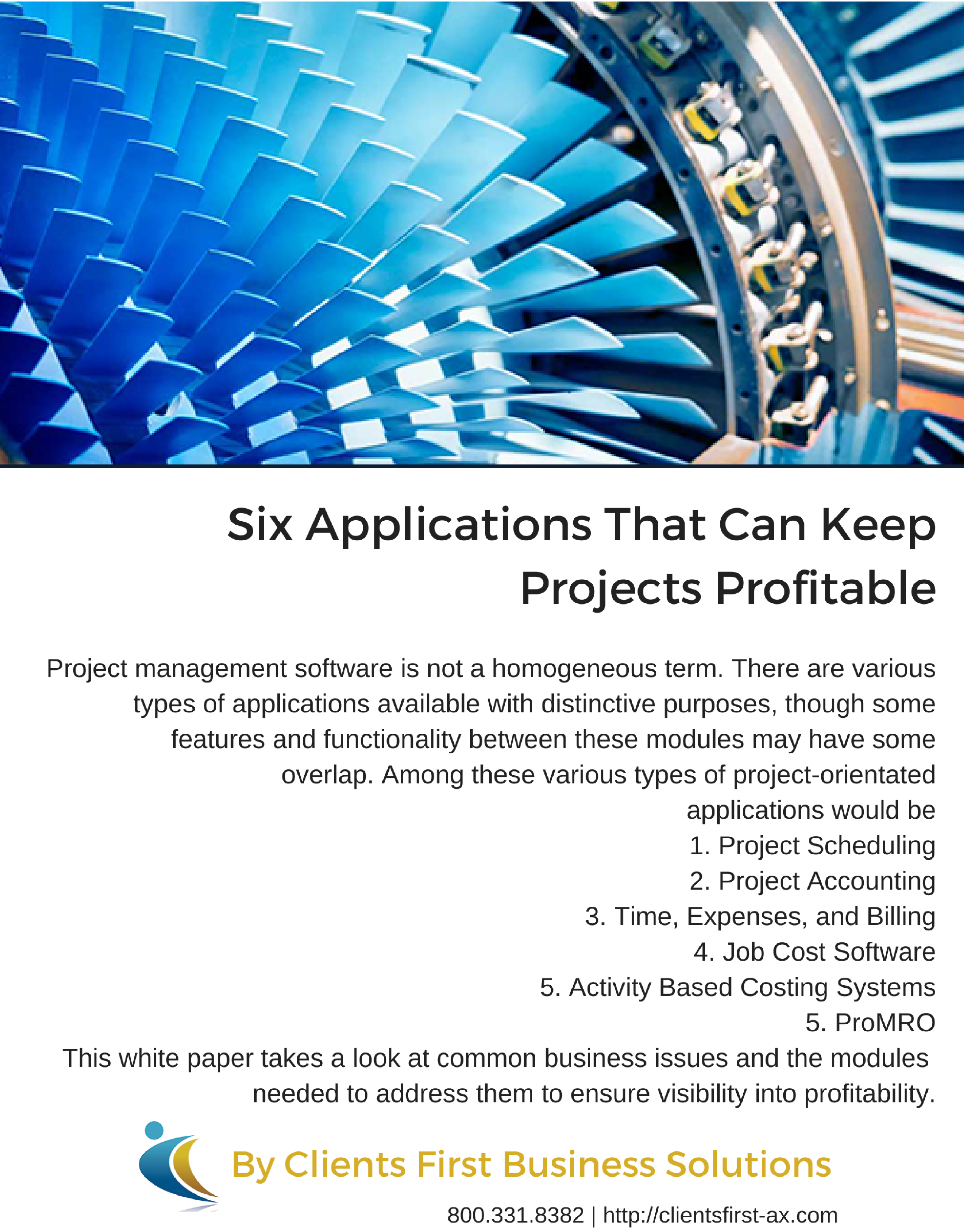 6 Apps for Profitable Projects