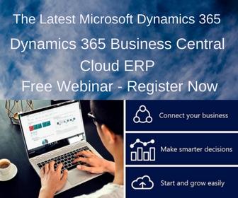 Dynamics 365 Business Central NAV