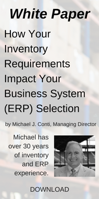 Inventory and ERP Selection