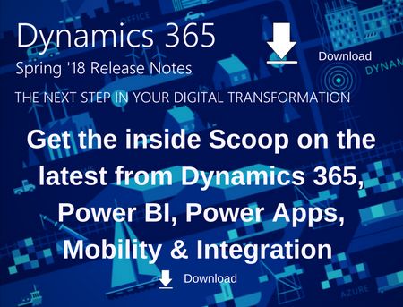Dynamics 365 What's New