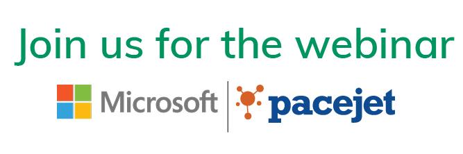 Pacejet Webinar