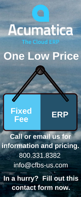 Fixed Fee ERP