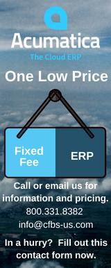 Fixed Fee ERP