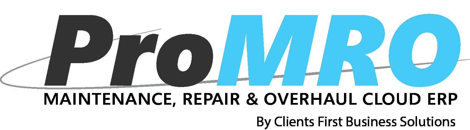 MRO Software Cloud ERP