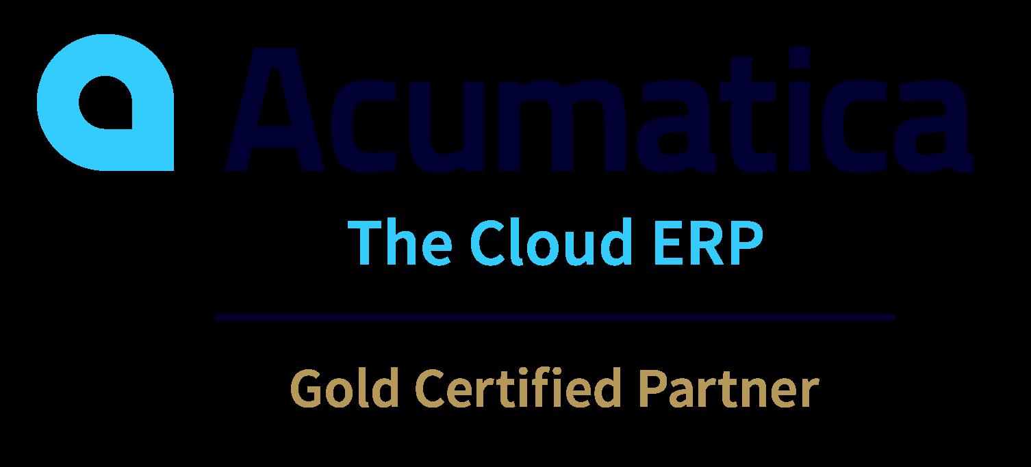 Acumatica Gold ERP Partner