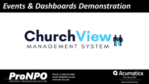 events and dashboards video