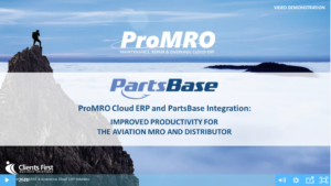 PartsBase Integration Demo