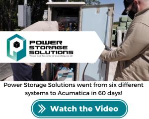 Acumatica Customer Video Review