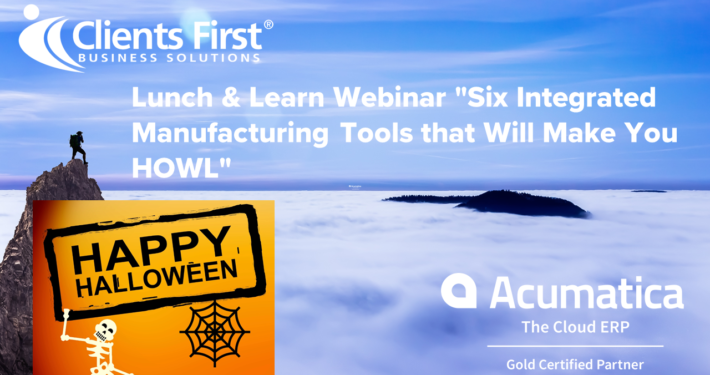 Lunch and Learn Manufacturing - 10.14.20