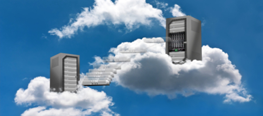 servers on clouds | 4 benefits of cloud computing
